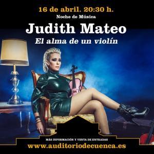 Noche de Música : El Alma de un Violín  - Judith Mateo