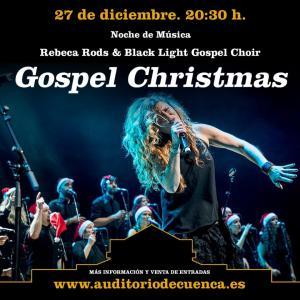 Rebeca Rods & Black Light Gospel Choir. Gospel Christmas
