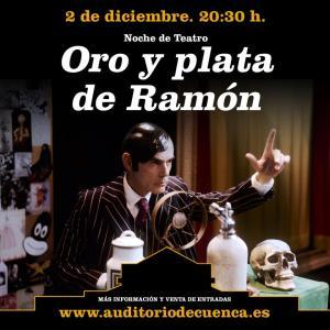 Oro y plata de Ramón