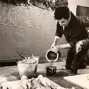 Exposición Cuixart: los años cruciales (1955-1966)