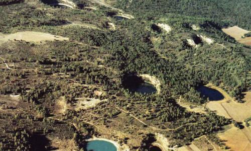 Dolinas y Lagunas de Cañada del Hoyo