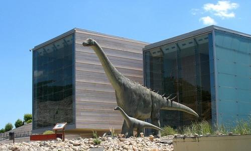 MUPA Museo Paleontológico de Castilla La Mancha