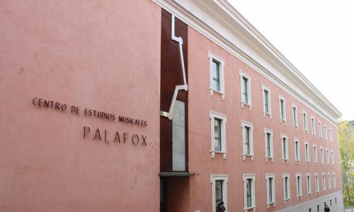 Antiguas Escuelas Palafox