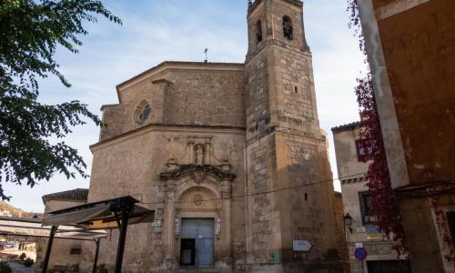 Iglesia de Santiago y San Pedro