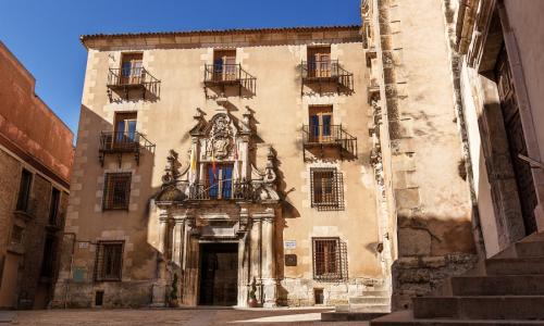 Seminario Conciliar de San Julian y Santiago Apostol