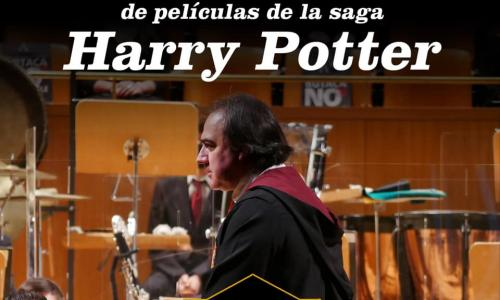 Selección de temas orquestales - películas de Harry Potter