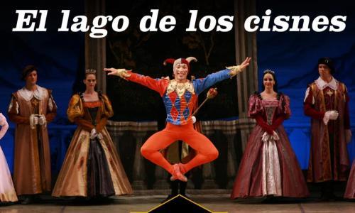 El lago de los cisnes. Ballet Nacional Ruso
