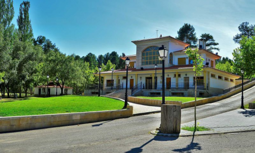 Camping Ciudad de Cuenca