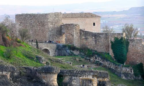 Castillo y Arco de Bezudo