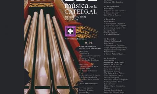 Música en la Catedral XI Edición