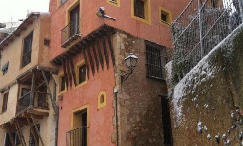 Apartamentos Ojos de la Mora