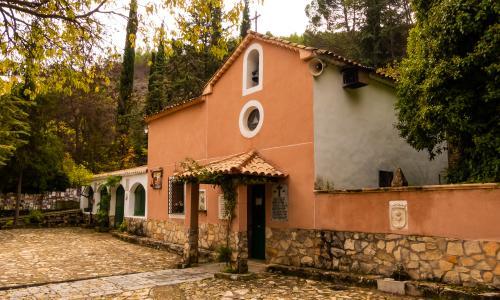 Camino y miradores Ermita de San Julian