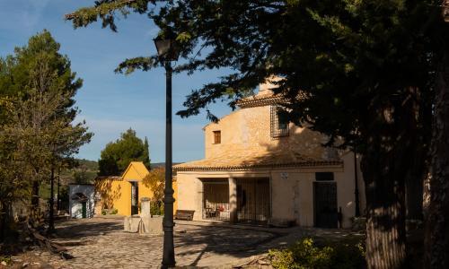 Camino y miradores Ermita de San Isidro